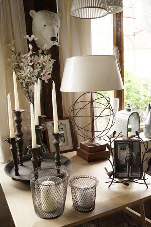 Dessus-table-bridge